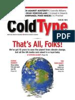 ColdType magazine MidMay2019