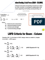 7-1(Combined_Bending_and_Axial_Load).ppt