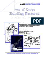 Survey of Cargo Handling Research