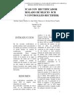 Informe - SCR