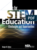 the case of STEM education, challenges and opportunity.pdf