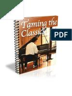 Taming The Classic.pdf