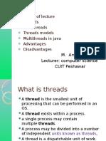 lec 7  thread and multithreading