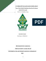 MAKALAH PENDEKATAN NORMATIF-1.docx