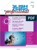 English Teaching Professional Magazine 81