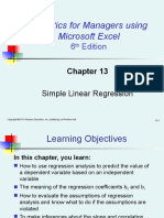 SESI 11 - CH 13 - SIMPLE-REGRESSION - levine_smume6_ppt13