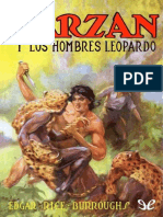 Tarzan y los hombres leopardo - Edgar Rice Burroughs.epub