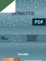 swamedikasi dermatitis