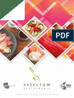 Catalogo Productos Asiáticos Selectum Japo 2020