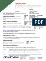 Actuonix+Servo+Actuator+Datasheet