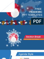 Pandemic Covid-19  PowerPoint Templates