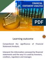 Financial Statement Analysis PPT1