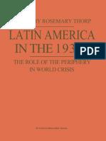 Thorp - 1984 - Latin America in the 1930s.pdf
