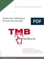 2019 02 Guide TMB NetBbank PM CORPORATE MONE_NETBANK_GUIDE_PM