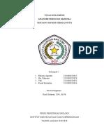 Tugas Kelompok - Sistem Gerak (Otot)