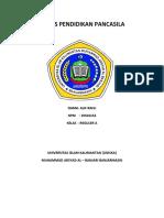 Tugas Pendidikan Pancasila.docx