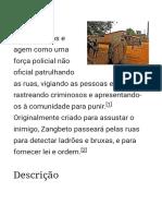 Zangbeto – Wikipédia, a enciclopédia livre