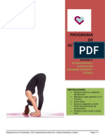 Programa 'Fisio en casa'