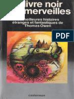 Le Livre Noir Des Merveilles By