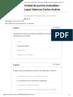 Historial de evaluaciones _ Actividad de puntos evaluables - Escenario 5 Etica empresarial