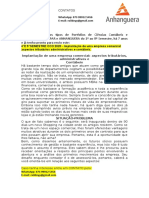 4°E 5°SEMESTRE CCO 2020 - Implantação de uma empresa comercial aspectos tributários administrativos e contábeis.
