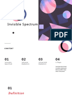 Invisible Spectrum