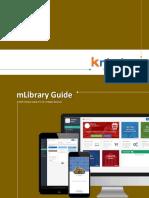 Knimbus Mobile Guide (2019)