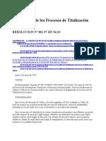 Reglamento de los Procesos de Titulización de Activos .doc