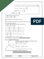 Statiques et dynamique des fluides part 2'