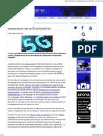 Implantación del 5G y coronavirus