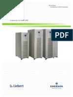 Manual UPS LIebert NX 20 kva.pdf
