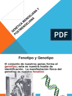 GENÉTICA MENDELIANA Y POSTMENDELIANA.pptx