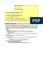 Timeline Cheat Sheet - Copyright - Faiq