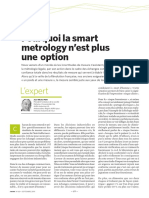 Deltamu - Pourquoi la smart metrology n'est plus une option