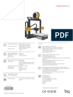Hephestos 2 Technical Specifications