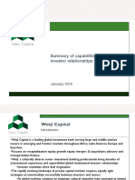 4 Weiji Capital Issuer Introduction
