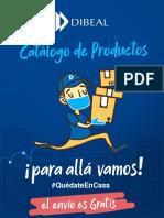 Catálogo Dibeal 2020
