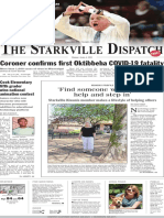 Starkville Dispatch eEdition 4-6-20
