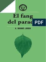 El fang del paradís, d'Antoni Munné-Jordà