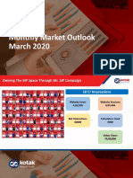 Monthly Market Outlook - Mar 2020