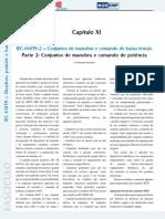 CapítuloXI-IEC-61439-2-Conjuntos-de-manobras