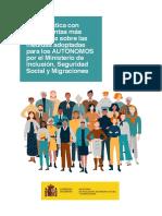 PRESTACIÓN EXTRAORDINARIA PARA AUTÓNOMOS. Autonomos Covid-19
