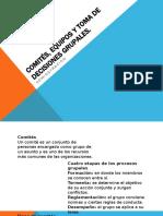 COMITÉS, EQUIPOS Y TOMA DE DECISIONES GRUPALES.pptx