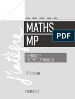 Mathematiques Exercices incontournables (MP) by J.Freslon, S.Gugger, D.Fredon, J.Poineau, C.Morin (z-lib.org).pdf