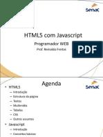 HTML5 Com Javascript - V4