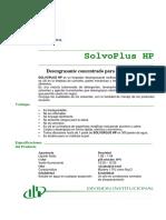 SOLVOPLUS HP