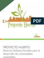 ONG Proyecto Huerto