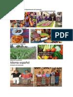 Costumbre y tradiciones del departamento de Guatemala