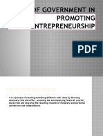 Role of government in promoting entrepreneurship.pptx
