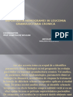 HEMOGRAMA-LEUCEMIA GRANULOCITARA CRONICA